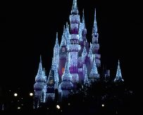 Jul i Disney World – Magic Kingdom