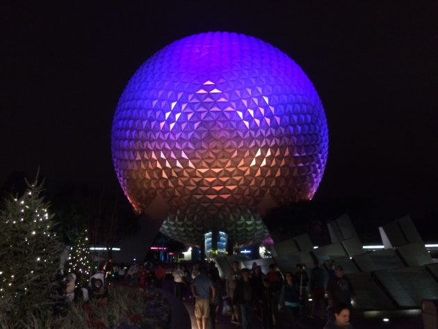 Jul i Disneyworld – EPCOT (Experimental Prototype Community of Tomorrow)